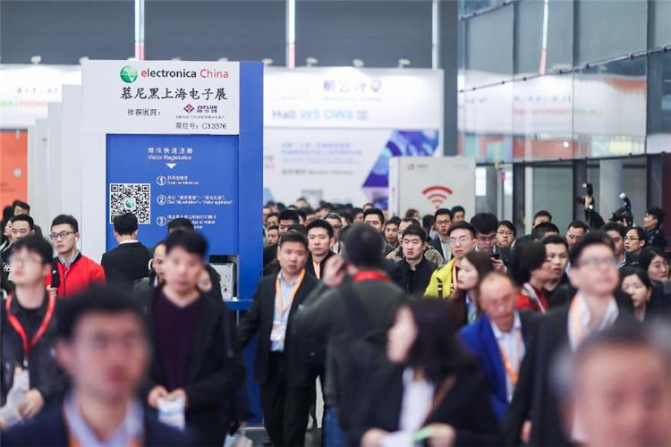 慕尼黑上海电子展迎二十周年:全新时间,规模扩大一倍