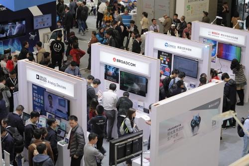 2021年中國汽車電子展覽會eAC全新亮相