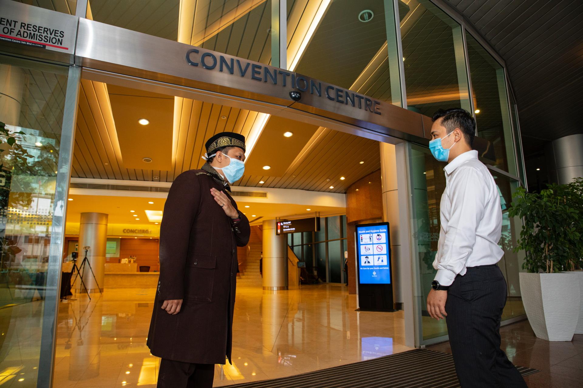 马来西亚吉隆坡会议中心7月1日起重开