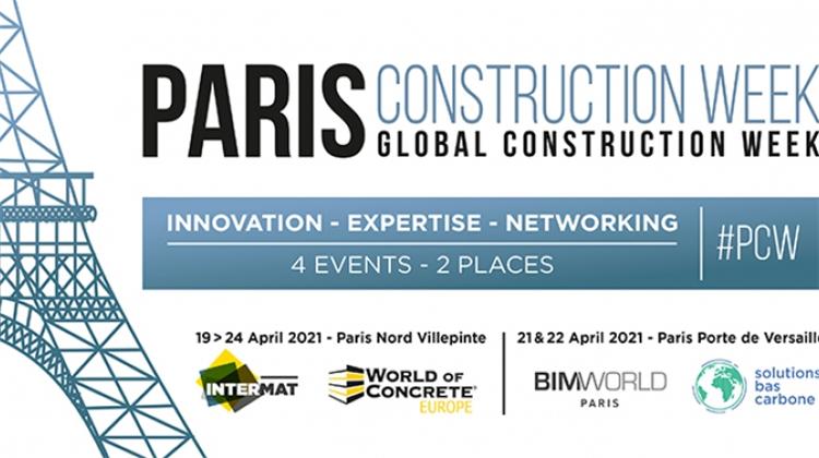 巴黎建筑周 | 站在建筑领域的世界前沿