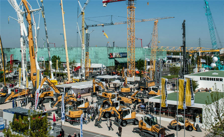 法国工程机械展:在整个供应链中发现该行业的创新产品