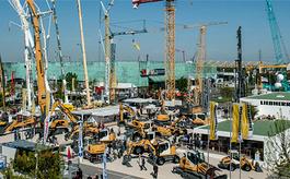 法國工程機械展:在整個供應鏈中發現該行業的創新產品