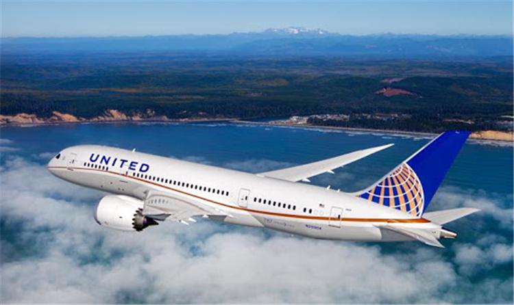 自7月8日起,美联航将恢复旧金山至上海航线