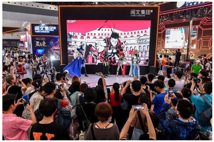 中國國際動漫游戲博覽會CCG EXPO 7月如期舉辦
