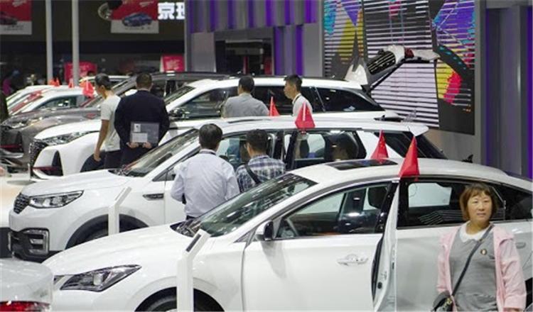 第十一届西安国际车展7月1日盛大开幕