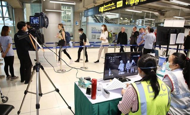7月1日起泰国将允许特定航班及人士入境