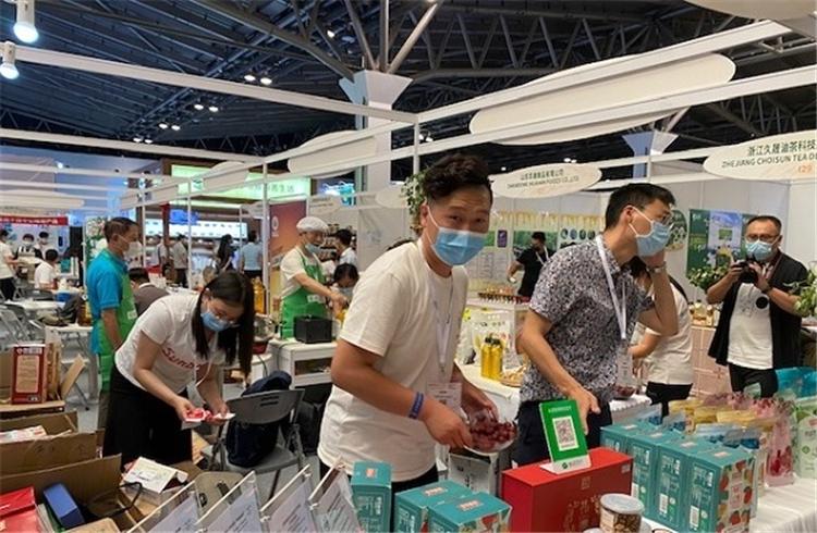 进入7月上海多个展会同步重启,实名、限流成常态