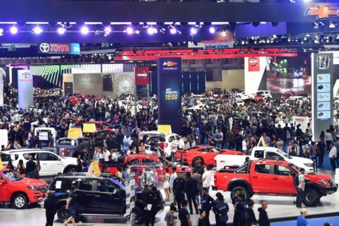 第41屆曼谷車展將于7月中旬如期進行