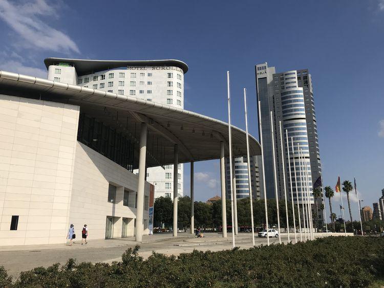 巴伦西亚会议中心75%活动能力已恢复