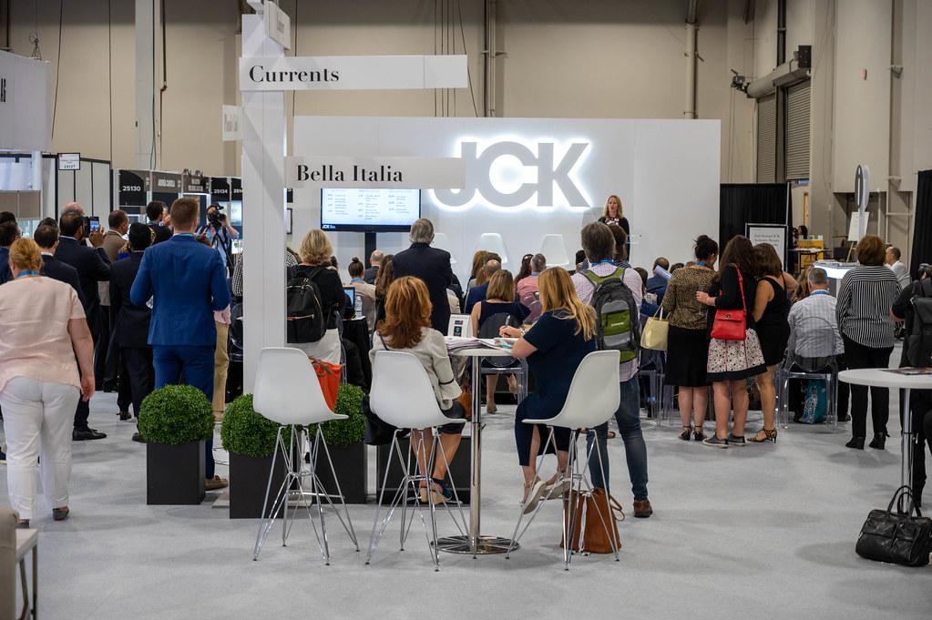拉斯维加斯珠宝展JCK推出线上模式,8月中旬举办