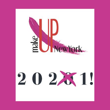 2021年再见!2020第十届纽约化妆展取消