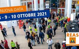 意大利消防展REAS延期至2021年10月