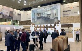 2021年汉诺威地面材料展   改变观念,创造地铺新视角