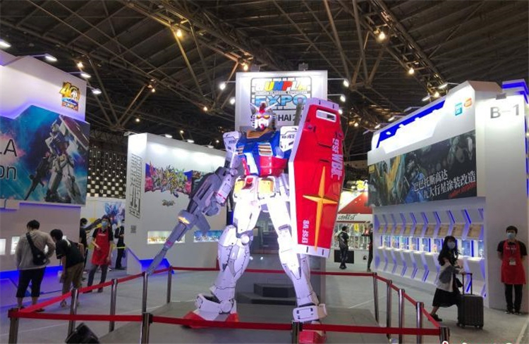第十六屆上海動漫游戲展CCG EXPO如期開幕