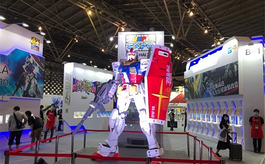 第十六届上海动漫游戏展CCG EXPO如期开幕