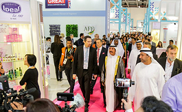 Beautyworld品牌展会的又一站——沙特美容展