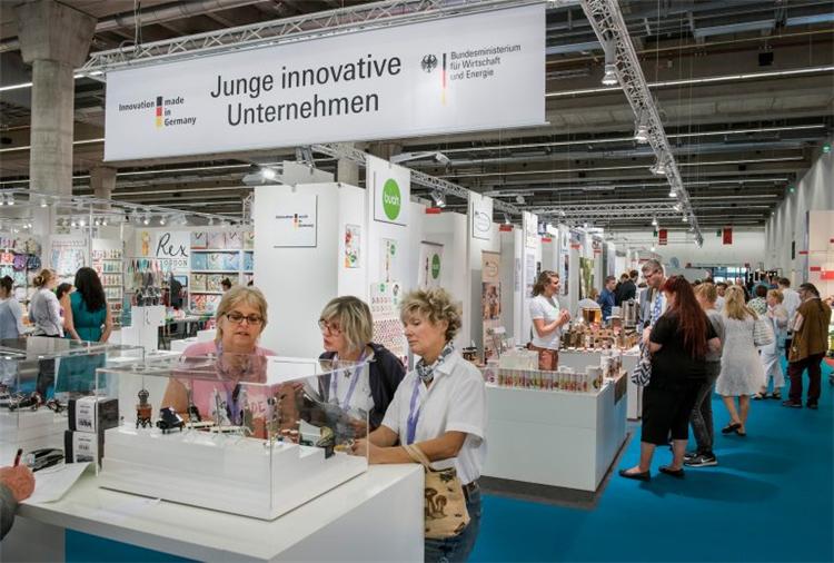 下半年度具國際化的消費品展覽會——Tendence