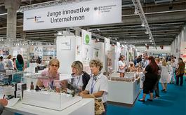 下半年度具国际化的消费品展览会——Tendence