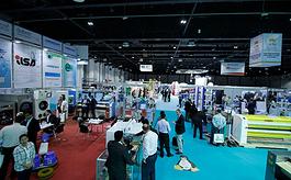 海湾国家洗衣行业晴雨表——中东洗衣博览会
