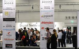 法兰克福缝制设备展,两年一届与非织造及无纺布展同期