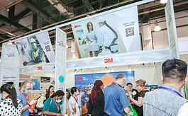 上海防疫物资展在世贸展览馆隆重举行