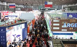 上海中食展九月底举行,展览面积逾10万平米