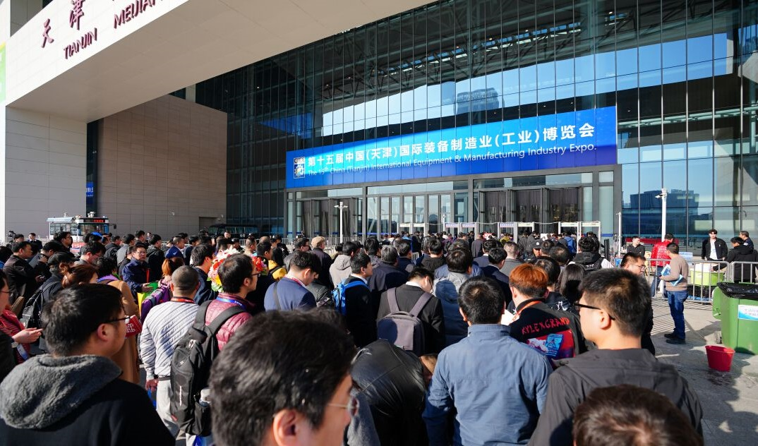 第十六届天津工博会助力行业复工复产