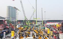 筑就中国制造,慕尼黑上海宝马展展馆布局图重磅发布!