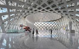 海南国际会展中心项目正式投入试运营