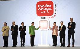 泰国食品展THAIFEX开幕,预计交易额60亿泰铢