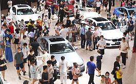 第十六届北京车展开幕,多款车辆全球首发