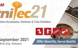 越南家具配件展与木工机械展将于明年9月举行