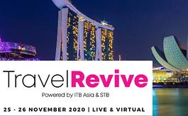 新加坡旅游局與柏林展覽聯手推出TravelRevive旅游展