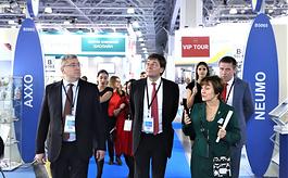 关于俄罗斯制药原料展览会如期举办的通知
