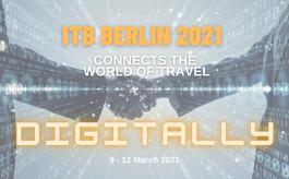 2021年柏林旅游展及同期會議將轉為純數字模式