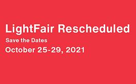 美国纽约照明展LightFair延期至2021年10月