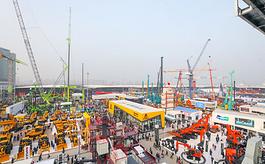 上海寶馬展bauma CHINA開幕,彰顯工程機械行業信心