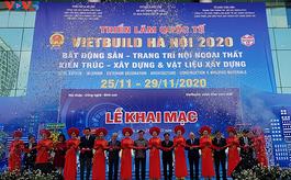 越南建材家居展VIETBUILD开幕,共设近1200间展位