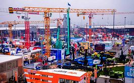 上海寶馬展如期舉辦,振奮工程機械全行業