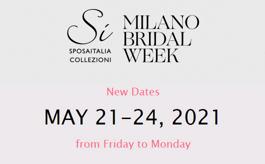 意大利米兰婚纱展SPOSA推迟至5月份