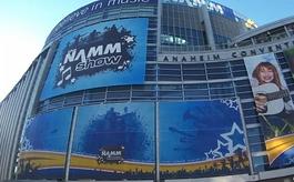 2021年美国乐器展NAMM SHOW将改为线上举办