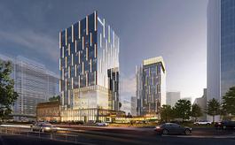 深圳國際會展中心希爾頓花園酒店正式亮相