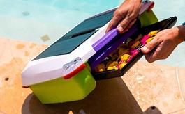 更智能、省电、高效的新泳池清洁机器人 Ariel 将在 CES 2021 上亮相
