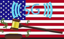 美国5G C段频谱拍买再次刷新纪录,超760亿美元