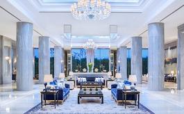 綠城與萬豪集團就杭州綠城尊藍錢江豪華精選酒店達成特許經營合作