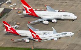 澳洲航空計劃從7月起重啟國際航班