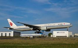 中英間定期客運航線航班繼續暫停運行