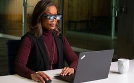 联想将在CES展上发布ThinkReality A3 AR眼镜