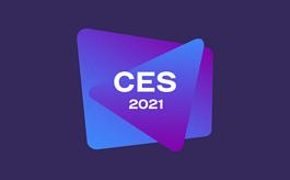 CES 2021:在虚拟环境中连接环球科技玩家!
