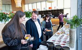 纽伦堡博览集团收购Lehrieder,展会餐饮服务将锦上添花